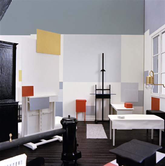 mondrian de stijl. Black Bedroom Furniture Sets. Home Design Ideas